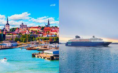 Crucero Pullmantur - Capitales del Báltico