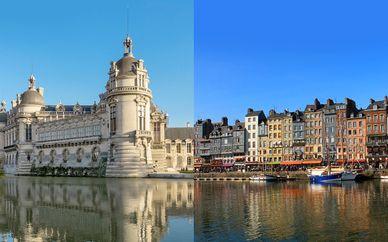 Combiné Hôtel Dolce Chantilly et Manoir de la Poterie & Spa