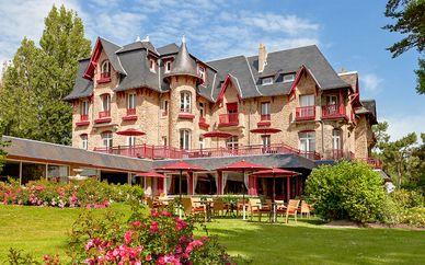 Hôtel Le Castel Marie-Louise 5*