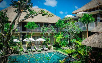 Combiné Alena Resort 4* Ubud et L Hotel 4* Seminyak