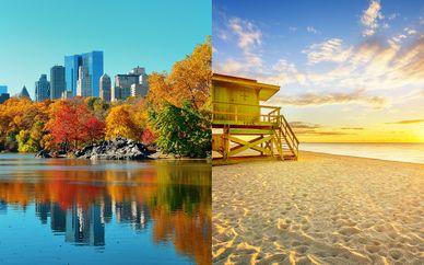 Combiné Hilton Garden Inn New York et Casa Victoria Orchid Miami