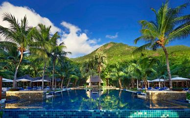Hôtel Hilton Seychelles Labriz 5*