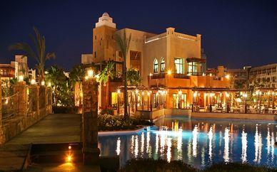 Crowne Plaza Sahara Sands 5* ou combiné Croisière Passion du Nil & Crowne Plaza Sahara Sands 5*