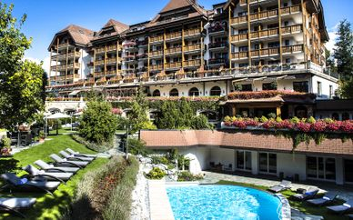 Hôtel Park Gstaad 5*