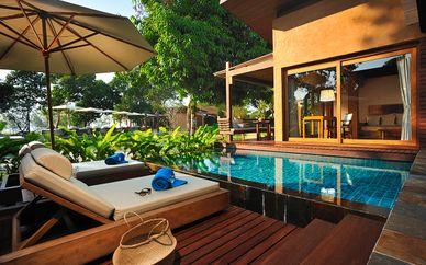 Wanakarn Beach 5* Relais & Château et séjour possible à Bangkok