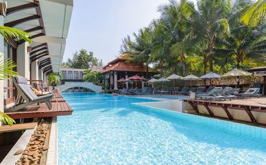 Hôtel Khaolak Oriental Resort 4*- Adult Only