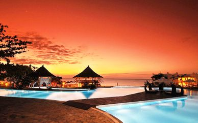 Hôtel Jacaranda Indian Ocean Beach 4* et Safaris