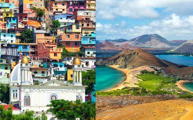 Hôtel Royal Decameron Punta Centinela 4* et extension Galapagos
