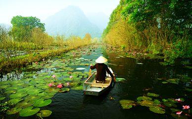 Circuit Secrets du Vietnam en 5* et extension possible à Nah Trang