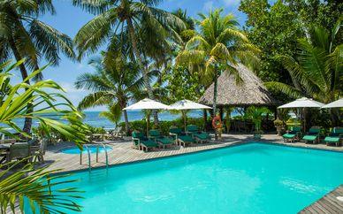 Indian Ocean Lodge avec ou sans extension à Mahé