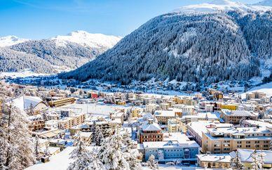 Hôtel Rixos Flüela Davos 5*