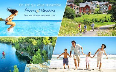 Un été qui vous ressemble avec Pierre & Vacances