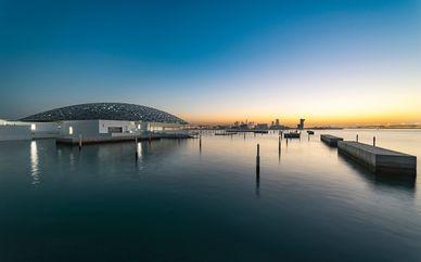 Louvre Abu Dhabi et Hôtel Hilton Capital Grand Abu Dhabi 5*