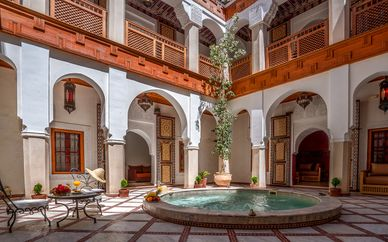 Riad Safran et Cannelle