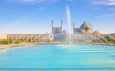 Circuit Iran & Arménie Majestueuses