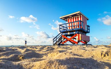 Combiné Hôtel Victor Miami 4* et Viva Wyndham Fortuna Beach