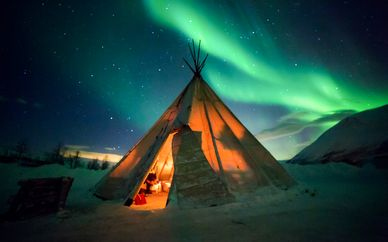 Expériences Polaires à Tromso en 4 ou 5 nuits