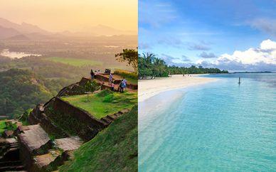 Circuit privatif au Sri Lanka et extension 4* aux Maldives
