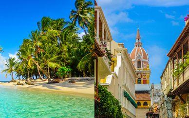 Combiné Panama City et Carthagène - 7,10 ou 12 nuits