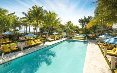 Hôtel The Confidante Miami 4* et croisière possible au Mexique