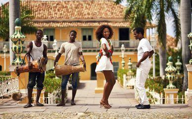 L'Avana in Casa Particular + Valentìn Perla Blanca 4*S a Cayo S.ta Maria