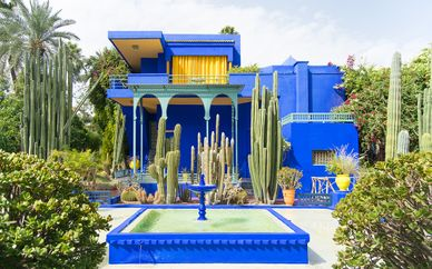 Riad Luxe Collection + visita al museo di Yves Saint Laurent