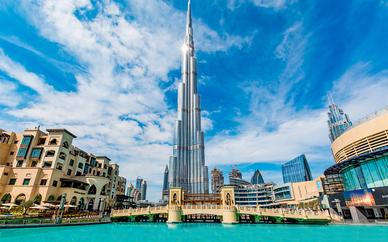 Alla scoperta di Dubai, crociera e deserto - M Hotel Downtown By Millennium 4*