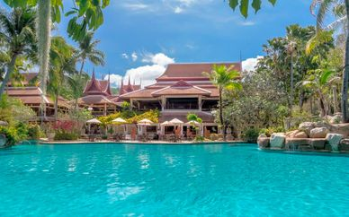 Somerset Park Suanplu Bangkok 4* + Thavorn Beach Village Resort 5*