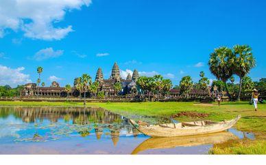 Tour Cambogia Classica, Speciale Capodanno