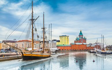 Helsinki & Stoccolma City Break