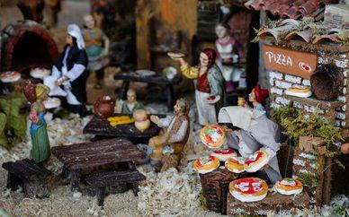 Tour presepi e mercatini della Campania