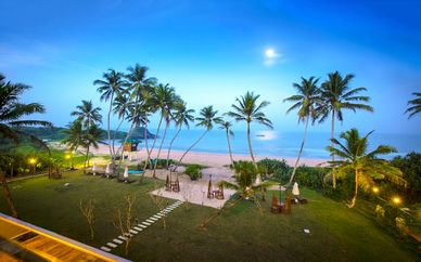 Tour privato dello Sri Lanka con estensione mare al Shinagawa Beach Resort