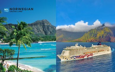 Hotel Hyatt regency Waikiki Beach Resort and SPA 4* (o similare) + Crociera Isole Hawaii con Pride Of America