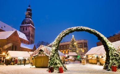Alla scoperta dei Mercatini di Natale di Riga