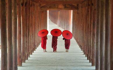Tour del Myanmar