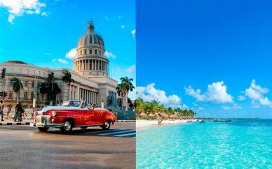 L'Avana, Cienfuegos, Trinidad in casa particular + Melia Cayo Santa Maria 5*