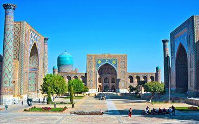 Tour Uzbekistan: Taskhent, Khiva, Boukhara e Samarcanda