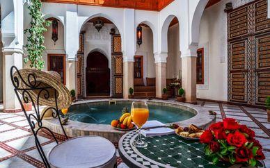 Riad & Spa Safran et Cannelle