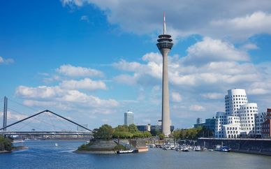 Living Hotel Düsseldorf 4*