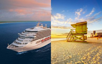 El Paseo South Beach 4* & Optional Bahamas Cruise