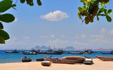 Vietnam Foodie, Spa and Beach 4/5*