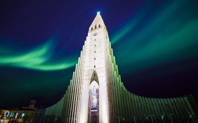 Hilton Reykjavik Nordica 4* & Included Excursions
