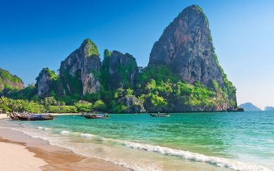 Kalima Phuket & Holiday Inn Phi Phi Island & Pakasai Krabi 4*/5*