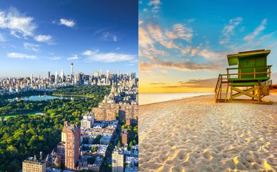 Parker New York 5* & Delano Hotel South Beach 5*