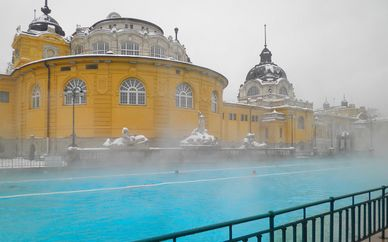 Mamaison Hotel Andrassy 4* with Széchenyi Thermal Baths Ticket