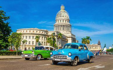Homestay in Havana & Trinidad & Valentin Perla Blanca 5* in Cayo Santa Maria