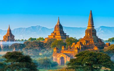 Myanmar Discovery with Beach Extension