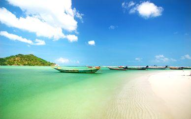 Kupu Kupu Phangan Beach Villas & Spa & Optional Bangkok Stopover