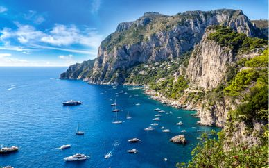 Tour of Ischia, Capri and Procida