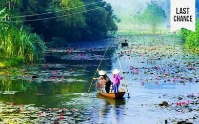 Romantic Private Vietnam Tour & Cambodia Extension
